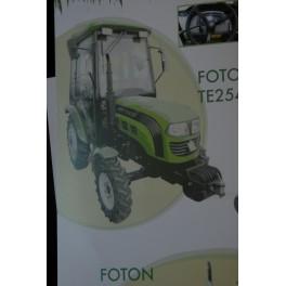 foton te 254 c trattore ruote nuovo