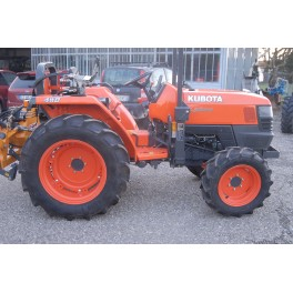 Kubota  L 3200  DR trattore ruote